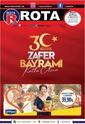 Rota Market 26 Ağustos - 08 Eylül 2021 Kampanya Broşürü! Sayfa 1