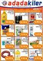 Adadakiler Market 16 - 31 Ağustos 2021 Kampanya Broşürü! Sayfa 1