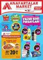 Anafartalar Market 19 Ağustos - 12 Eylül 2021 Kampanya Broşürü! Sayfa 1