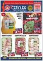 Çetinler Market 15 - 31 Ağustos 2021 Kampanya Broşürü! Sayfa 1 Önizlemesi