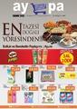 Aypa Market 16 - 22 Ağustos 2021 Kampanya Broşürü! Sayfa 1