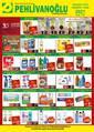 Muharrem Pehlivanoğlu 19 Ağustos - 01 Eylül 2021 Kampanya Broşürü! Sayfa 1