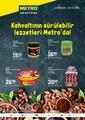 Metro Türkiye 12 Ağustos - 01 Eylül 2021 Okula Dönüş - Kahvaltı Kampanya Broşürü! Sayfa 1