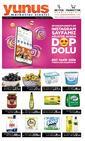 Yunus Market 07 - 22 Ağustos 2021 Kampanya Broşürü! Sayfa 1