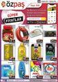 Özpaş Market 15 - 27 Ağustos 2021 Kampanya Broşürü! Sayfa 1