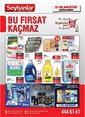 Seyhanlar Market 17 - 30 Ağustos 2021 Kampanya Broşürü! Sayfa 1