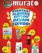 Murat Market 30 Ağustos - 09 Eylül 2021 Kampanya Broşürü! Sayfa 1