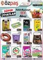 Özpaş Market 31 Temmuz - 13 Ağustos 2021 Kampanya Broşürü! Sayfa 1