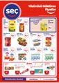 Seç Market 01 - 07 Eylül 2021 Kampanya Broşürü! Sayfa 1