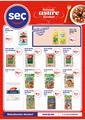 Seç Market 18 - 24 Ağustos 2021 Kampanya Broşürü! Sayfa 1