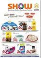 Show Hipermarketleri 13 - 26 Ağustos 2021 Kampanya Broşürü! Sayfa 1