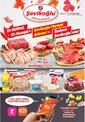 Şevikoğlu Market 14 - 30 Eylül 2021 Kampanya Broşürü! Sayfa 1