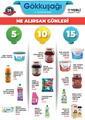 Gökkuşağı Market 03 - 23 Eylül 2021 Kampanya Broşürü! Sayfa 1