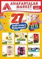 Anafartalar Market 17 - 19 Eylül 2021 Kampanya Broşürü! Sayfa 1
