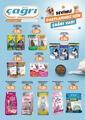 Çağrı Market 25 Eylül - 05 Ekim 2021 Sevimli Dostlar Kampanya Broşürü! Sayfa 1 Önizlemesi