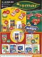 İşmar Market 15 - 22 Eylül 2021 Kampanya Broşürü! Sayfa 1