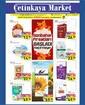 Çetinkaya Market 10 - 20 Eylül 2021 Kampanya Broşürü! Sayfa 1