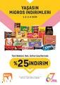 Migros 23 Eylül - 06 Ekim 2021 Kampanya Broşürü! Sayfa 12 Önizlemesi