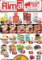 Rimal Market 09 - 17 Eylül 2021 Kampanya Broşürü! Sayfa 1