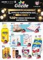 Gözde Market 03 - 06 Eylül 2021 Kampanya Broşürü! Sayfa 1