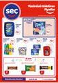 Seç Market 15 - 21 Eylül 2021 Kampanya Broşürü! Sayfa 1 Önizlemesi