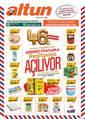 Altun Market 09 - 19 Eylül 2021 Reşitpaşa Şubesi Kampanya Broşürü! Sayfa 1