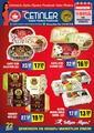 Çetinler Market 11 - 30 Eylül 2021 Kampanya Broşürü! Sayfa 1 Önizlemesi