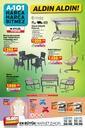 A101 16 - 23 Eylül 2021 Aldın Aldın Kampanya Broşürü! Sayfa 4 Önizlemesi