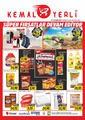 Kemal Yerli Market 01 - 14 Eylül 2021 Kampanya Broşürü! Sayfa 1
