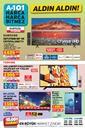 A101 23 - 30 Eylül 2021 Aldın Aldın Kampanya Broşürü! Sayfa 1 Önizlemesi