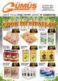 Gümüş Ekomar Market 23 - 28 Eylül 2021 Kampanya Broşürü! Sayfa 1