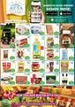 Afta Market 17 - 23 Eylül 2021 Kampanya Broşürü! Sayfa 1 Önizlemesi