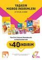 5M Migros 23 Eylül - 06 Ekim 2021 Kampanya Broşürü! Sayfa 9 Önizlemesi