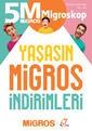 5M Migros 23 Eylül - 06 Ekim 2021 Kampanya Broşürü! Sayfa 1 Önizlemesi
