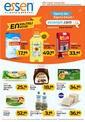 Essen Süpermarketler 13 - 19 Eylül 2021 Kampanya Broşürü! Sayfa 1 Önizlemesi