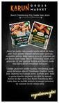 Karun Gross Market 10 - 30 Eylül 2021 Kampanya Broşürü! Sayfa 9 Önizlemesi
