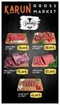 Karun Gross Market 10 - 30 Eylül 2021 Kampanya Broşürü! Sayfa 2