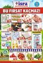 İsra Market 02 - 05 Eylül 2021 Kampanya Broşürü! Sayfa 1