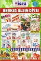 İsra Market 16 - 19 Eylül 2021 Kampanya Broşürü! Sayfa 1