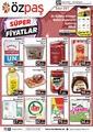 Özpaş Market 03 - 15 Eylül 2021 Kampanya Broşürü! Sayfa 1