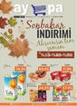 Aypa Market 23 - 28 Eylül 2021 Kampanya Broşürü! Sayfa 1