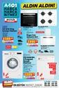 A101 30 Eylül - 07 Ekim 2021 Aldın Aldın Kampanya Broşürü 2 Sayfa 2 Önizlemesi