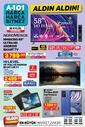 A101 30 Eylül - 07 Ekim 2021 Aldın Aldın Kampanya Broşürü 2 Sayfa 1 Önizlemesi