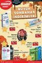 Cengizler Market 14 - 26 Eylül 2021 Kampanya Broşürü! Sayfa 1 Önizlemesi