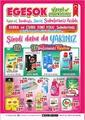 Egeşok Market 03 - 17 Eylül 2021 Kampanya Broşürü! Sayfa 1
