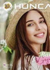 Hunca 01 - 30 Nisan 2021 Kampanya Broşürü! Hunca Kozmetik, Sayfa 1