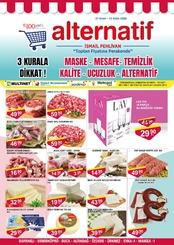 Alternatif Toptan Market 01 - 15 Kasım 2020 Kampanya Broşürü!