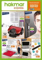 Hakmar Express 09 - 15 Nisan 2020 Kampanya Broşürü!