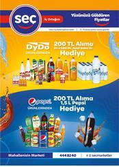 Karlıdağ 01 - 10 Mart 2021 Kampanya Broşürü!