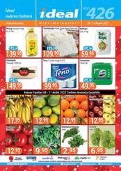 Metro Türkiye 07 - 20 Ekim 2021 Şekerleme ve Deterjan Broşürü